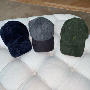 🧢 3 Men's baseball hats 🧢